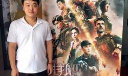 电影《战狼2》在北京举办首映礼  场面堪比好莱坞大片