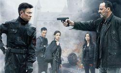电影《侠盗联盟》发IMAX海报  上演疯狂夺宝大冒险