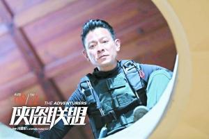 """原标题:""""战狼""""尚未唱罢 新片组团登场"""