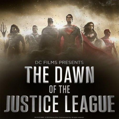 2D就够了 《正义联盟》IMAX或将只有2D版本