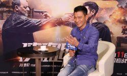 刘德华主演《侠盗联盟》今日上映 喊话吴京要演《战狼3》