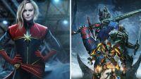 《变形金刚5》编剧加盟漫威首部女超级英雄电影《惊奇队长》