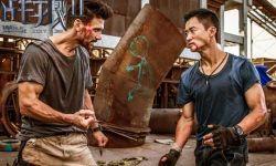 《战狼2》突破47亿 吴京:动作无国界 专业是最国际化的语言