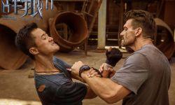 24h影事|《战狼2》发布中美合作特辑 票房正式突破47亿