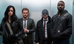 Netflix在《捍卫者联盟》里集齐四名超级英雄