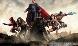 电影《正义联盟》发布官方海报 DC六巨头首次合体