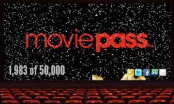 美国暑期档低迷,MoviePass推出9.9包月看电影