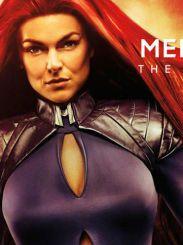 漫威剧集《异人族》发角色新海报 9月1日率先登陆IMAX院线