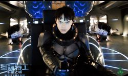 4DX《星际特工 千星之城》的结合就是未来与科技的相融合