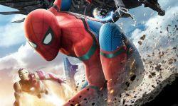 《蜘蛛侠》重回全球周末票房亚军 《小丑还魂》夺冠