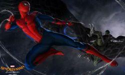 动作巨制《蜘蛛侠:英雄归来》9月8日强势回归 票房开门红