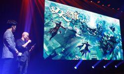 """IP+1""奇树有鱼年度发布会在京举行 《四大名捕》等IP将拍""网大""版"