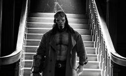 大电影《地狱男爵》首次曝出一张全新剧照