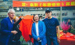 杜可风掌镜 佟大为郑秀文新片《午夜慢车》开机