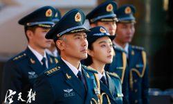 范冰冰李晨亮相全国院线推介会 甜蜜合体助阵《空天猎》