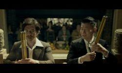 王晶执导黑帮电影《追龙》昨晚举办媒体看片会 颇受好评