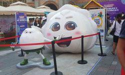 《美食大冒险》群星助燃上海购物节新亮点