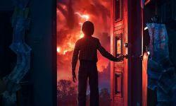 Netflix人气美剧《怪奇物语》片方发布多张先导海报