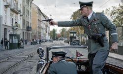 战争片《刺杀盖世太保》发布定档海报 宣布定档11.24内地上映
