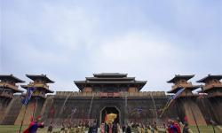 2017中国(横店)影视文化产业发展大会在浙江省东阳市横店举行