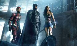 《正义联盟》发布日版角色海报 五人集结超人缺席