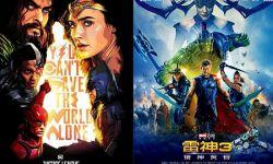 《正义联盟》VS《雷神3》11月对决 漫威&DC的未来布局