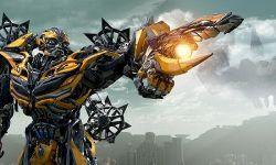 《变形金刚》首部衍生片《大黄蜂》定档明年12月21日
