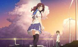 岩井俊二原作改编动画电影《烟花》确认引进有望年内上映