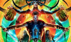 漫威宇宙17部电影全球票房破130亿美元 《雷神3》全球周末票房夺冠