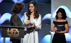 第21届好莱坞电影奖颁奖典礼在洛杉矶如期举行
