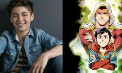迪士尼童星加盟 DC超级英雄新片《沙赞》找到小男主