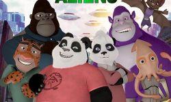 """""""漫威之父""""斯坦·李创作中国超级英雄熊猫"""