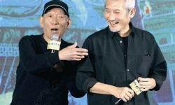 "3D大片《奇门遁甲》在京举行""谁是老大MV""发布会"