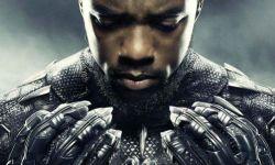 漫威制作第一部黑人超级英雄电影《黑豹》曝光海报