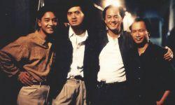 动作英雄片《英雄本色》曝光31年前片场旧照 11月17日上映