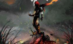 动画电影《魁拔》第四部正式重启 发布水墨版概念海报