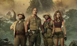 好莱坞奇幻冒险巨制《勇敢者游戏:决战丛林》曝光预告及海报