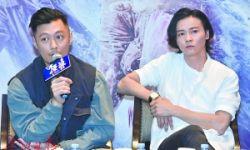 电影《狂兽》主创到广州宣传新片