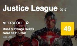 华纳/DC的年末大作《正义联盟》烂番茄口碑解禁