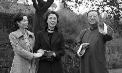 老舍同名小说改编《不成问题的问题》北京电影学院举办首映礼