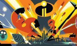 皮克斯动画电影《超人总动员2》发布预告前瞻视频