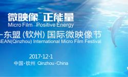 首届中国—东盟国际微映像节颁奖盛典 12月1日在广西钦州举行