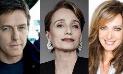 英国电影和电视艺术学院授予休·格兰特等三人职业荣誉奖