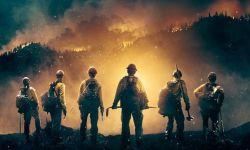 灾难片《勇往直前》曝光中国版先导预告和海报