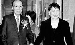 TVB董事、邵逸夫遗孀方逸华今日因病离世 享年83岁