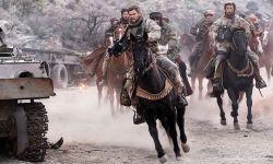 """""""锤哥""""克里斯·海姆斯沃斯主演电影《骑兵团》发布剧情预告"""