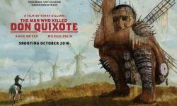 活久见!《杀死堂吉诃德的人》有望明年戛纳首映