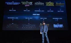 凯文·费奇和他的漫威电影宇宙第三阶段