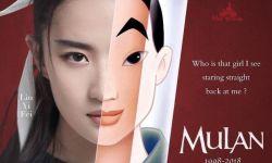 刘亦菲近千位演员中脱颖而出 被选定为迪士尼真人版