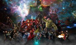 《复仇者联盟3:无限战争》首支预告片发布